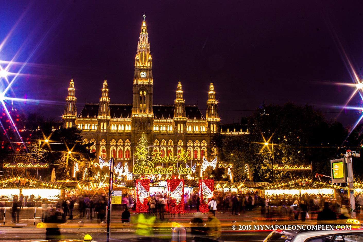 vienna christmas market ornaments