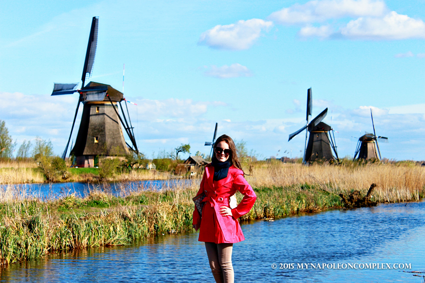 Kinderdijk Windmills A World Heritage Site Of The